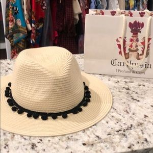 BRAND NEW Sole Society straw hat